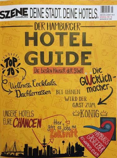 Szene Hamburg Hotel Guide